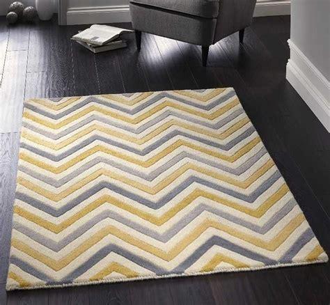 cabone yellow grey wool rugs modern rugs new flat