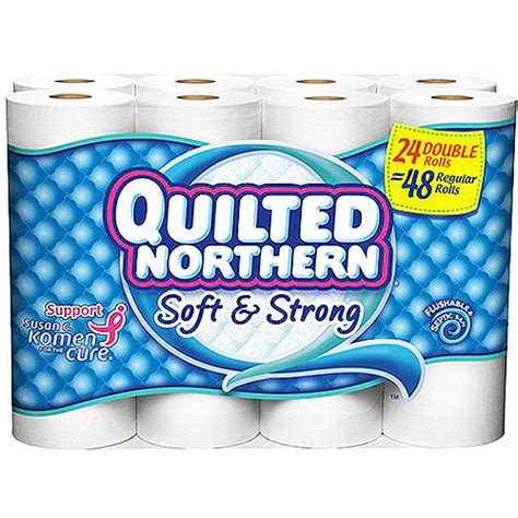 Who Makes Northern Toilet Paper - 1 1 quilted northern toilet paper 3 99 per 12roll
