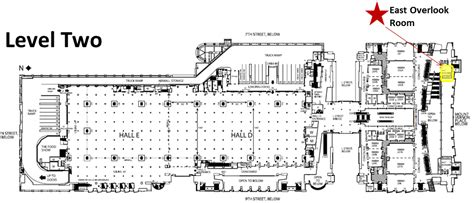 washington convention center floor plan concert halls seattle