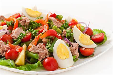 cuisine su馘oise salade ni 231 oise recipe epicurious com