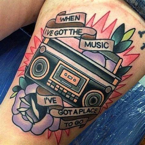 stereo tattoo designs tat traditional tattoos tattoos