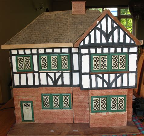 tudor dolls house my hobbies tudor house dolls houses past present