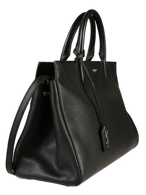 Ysl Rive Gauche Tote by Yves Laurent Rive Gauche Bag Ysl Leather Tote
