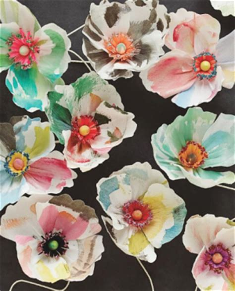 How To Make Petals Out Of Paper - paper to petal