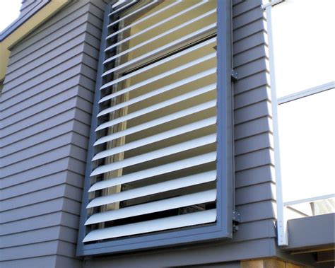 Louvre Blinds Spiral Pivot Louvres By Louvretec Vanguard Blinds