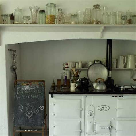 Aga In Modern Kitchen by Modern Country Kitchen Kitchens Design Ideas Image