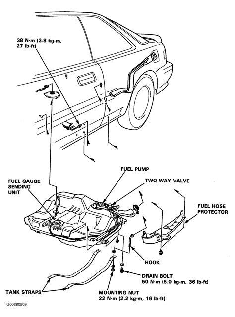 accord main relay location wiring diagram
