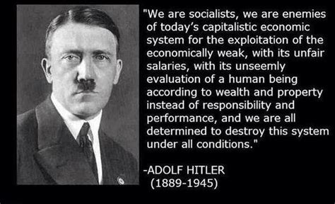 socialism 2016 socialism in the air it is irrefutable hitler was a socialist bruce on politics