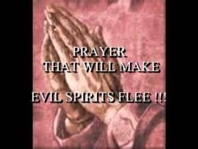 How to pray against evil spirits prayer warriors against the black