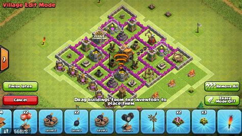 layout maker clash of clans clash of clans best layout maker and gems share tricks