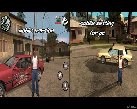 gta mobile mobile shadows setting for gta san andreas