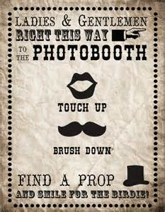 Photo Booth Sign Template Free Free Photo Booth Sign Printables Search Results