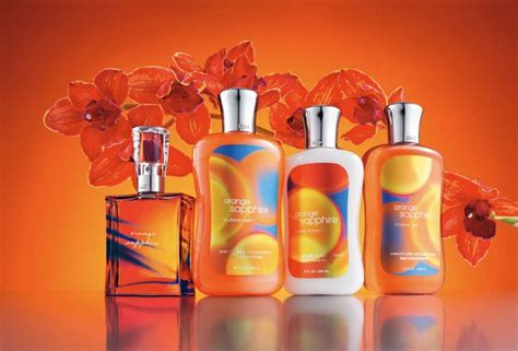 bath and body works orange sapphire discontinued reviews photo makeupalley