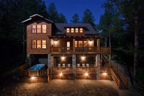 5 bedroom cabins in broken bow cabins in broken bow for rent hidden hills cabins