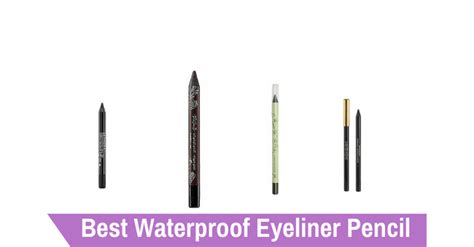 Eyeliner Pencil Pixy Waterproof best waterproof eyeliner pencil of 2017 make up by chelsea