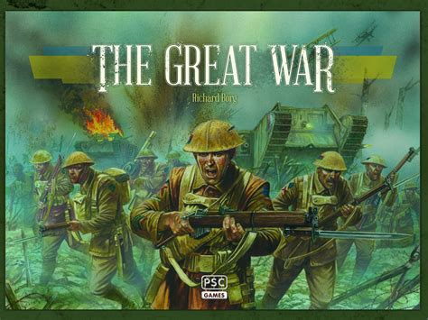 the great war the great war tabletop up on kickstarter tabletop