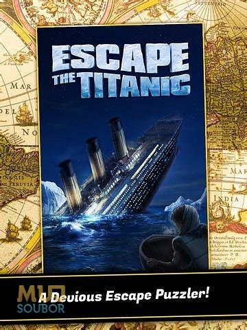 escape the titanic – devious escape puzzler (mobilní) ke