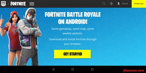 fortnite android beta fortnite beta apk jilaxzone
