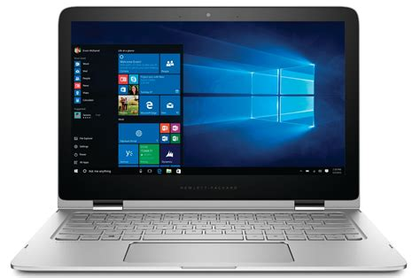 to pc pc portable hp sp x360 13 4154nf 4235517 darty