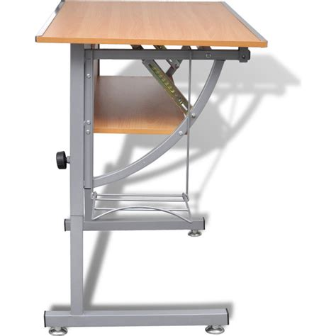 Where To Buy Drafting Table Tiltable Drafting Table With Storage Shelf Rack Buy Drafting Tables