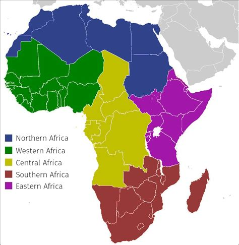 africa map divided into regions the amazing diversity of flags the dialogue