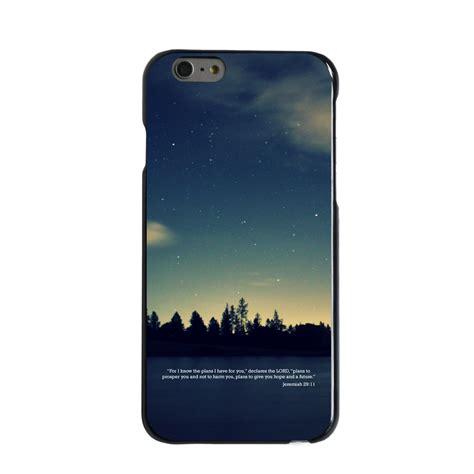 Custom Hardcase 11 custom cover for iphone 5 5s 6 6s plus sky lake jeremiah 29 11