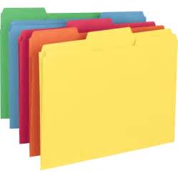 color file folders discounted price on smead colored folders