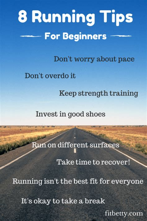 9 running tips for beginners 8 essential running tips for beginners the fit cookie