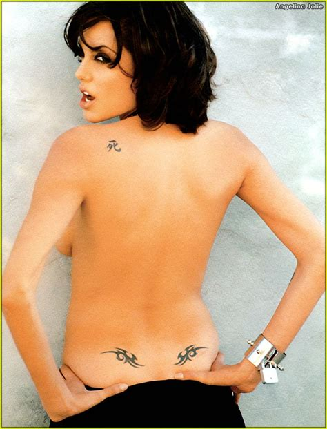 angelina jolie tattoo on chest things they don t want you to know march 2013