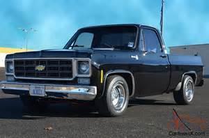 1978 chevrolet truck c10 silverado
