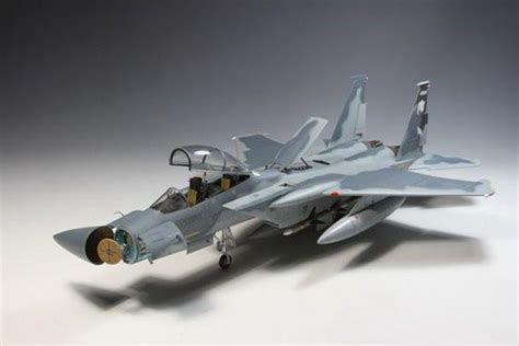 Painting F 15 Model by Great Wall Hobby 1 48 Scale F 15 B D Model Kit Acapsule
