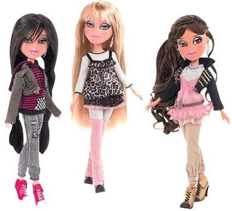 bratz basic 10th anniversary dolls prototype yasmin flickr