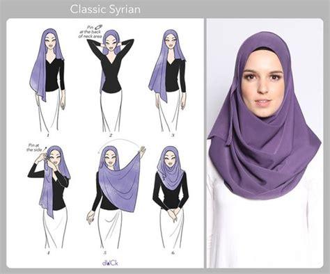 tutorial hijab vintage pinterest the world s catalog of ideas