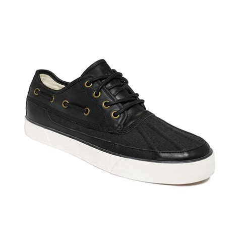 ralph shoes for ralph parkstone low canvas and leather boat shoes