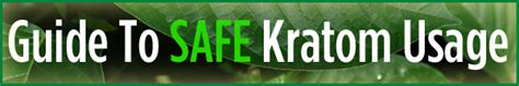 How To Detox Using Kratom by Guide To Safe Kratom Usage