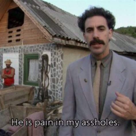 Borat A by Quotes From Borat Quotesgram