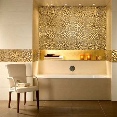 gold bathroom tile v b moonlight mosaic tiles 1042 30 x 30cm uk bathrooms