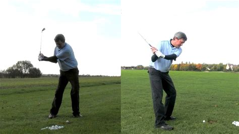 powerful golf swing minimalist golf swing single plane easiest most