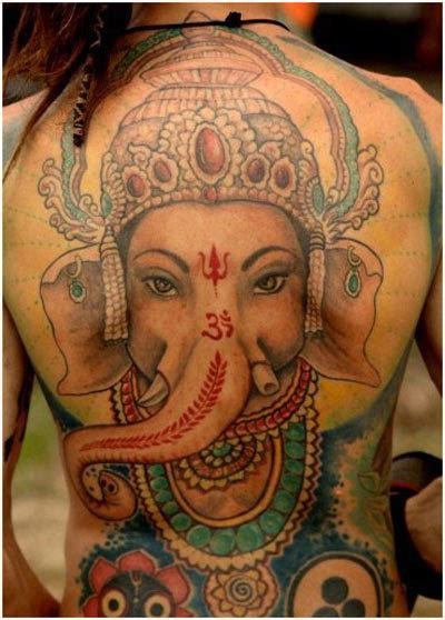 indian hindu tattoo designs indian designs