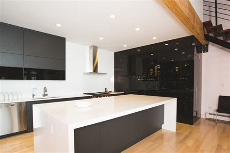 wine display ultra modern kitchen contemporary