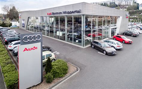 Audi Zentrum Wuppertal audi zentrum wuppertal gottfried schultz automobilhandels se
