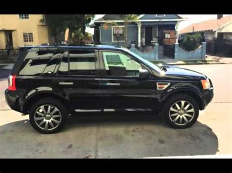 land rover lr2 2008 2008 land rover lr2 hse for sale in los angeles ca youtube