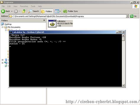 tutorial membuat web sederhana dengan notepad cara membuat kalkulator sederhana dengan notepad husein web