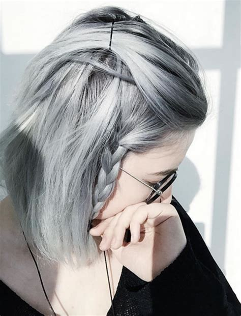 the 32 coolest gray hairstyles for every lenght and age the 32 coolest gray hairstyles for every lenght and age