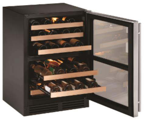 double oven tv sub zero wine cabinet microwave warming best undercounter wine refrigerator for every budget
