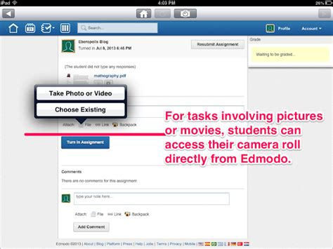 edmodo romania eberopolis teaching reading and writing with technology