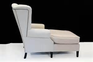 liegesessel liegesessel ohrensessel sessel mit textilbezug im modernen