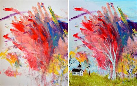 painting for 3 year olds artist turns 3 year s doodles into