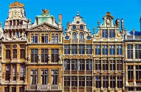 Colleges In Belgium For Mba by Guild Houses Brussels Attractions Planetware