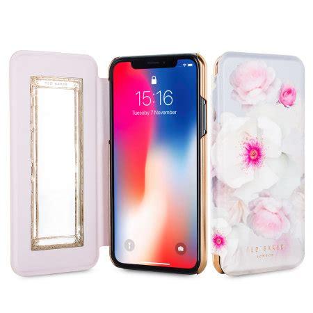 Iphone X Mirror ted baker nalibise iphone x mirror folio chelsea